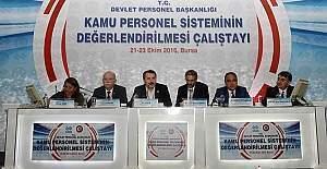 """Memur-Sen Genel Başkanı Ali Yalçın: """"657'de reform değil restorasyon istiyoruz"""""""