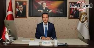 Yasin Uğur, Bucak Belediye Başkanlığına atandı