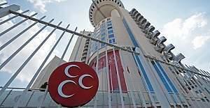 MHP Kemer İlçe Yönetimi görevden alındı