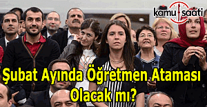 60 bin öğretmen ataması yapılacak mı?