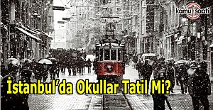 İstanbul'da okullar tatil mi? 14 Aralık 2016 Çarşamba