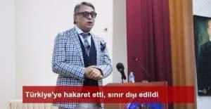 Barbaros Şansal KKTC'den sınır dışı edildi