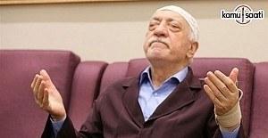 Erzurum'da FETÖ elebaşı Gülen ile kardeşinin yargılandığı davada karar
