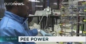 İdrardan elektrik üretilebilecek