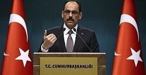Kalın Erdoğan-Trump görüşmesinin detaylarını verdi