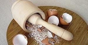 Yumurta kabuklarını çöpe atmayın