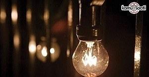 Ankara elektrik kesintisi - 26 Mart 2017 Pazar