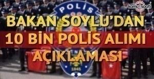 ''10 bin polis alımına yapılan başvurular yetersiz''