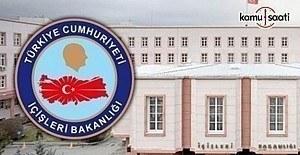 İçişleri Bakanlığı Yurtdışı Teşkilatına Sürekli Görevle Atanacak Personel Hakkında Yönetmelik