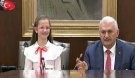 Başbakanlık koltuğu son kez emanet edildi! Binali Yıldırım...