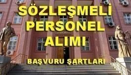 Yargıtay Başkanlığı Sözleşmeli Personel Alımı - Başvuru Şartları