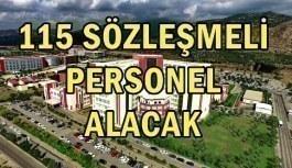Aydın Adnan Menderes Üniversitesi 115 Sözleşmeli Personel Alacak - 19 Haziran 2018