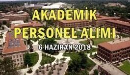 Bursa Teknik Üniversitesi 11 Akademik Personel Alacak - 6 Haziran 2018