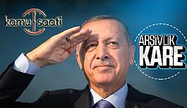 Cumhurbaşkanı Erdoğan ve Kayseri'den Mehmetçik'e Asker Selamı