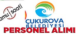 Çukurova  Belediyesi Personel Alımı, İş Başvurusu