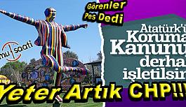 İzmir'e Yeni Bir Atatürk Heykeli Yapıldı | Görenleri Şaşkına Çeviren Atatürk Heykeli