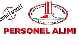 Karşıyaka Belediyesi Personel Alımı, İş Başvurusu