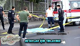 Son Dakika! Sokak ortasında iş arkadaşının üzerine kurşun yağdırdı!