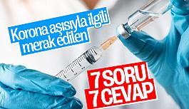 Türkiye'nin Üretim Sağlayacağı koronavirüs aşısıyla ilgili merak edilenler