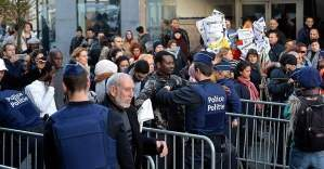 Fransa'da gösteriler yasaklandı