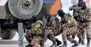 3 ilçede toplam 105 terörist öldürüldü