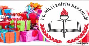 MEB'den öğretmenlere hediye yasağı
