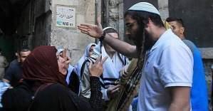 Yahudi yerleşimciler İsrail polisi korumasında Mescid-i Aksa'ya girdi