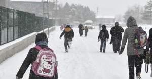 Erzincan'da okullar tatil mi?