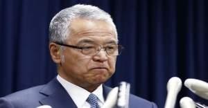 Japonya Maliye Bakanı istifa etti