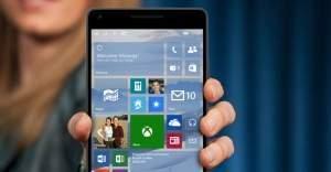 Mobil Windows 10 güncellemesi ne zaman çıkacak?
