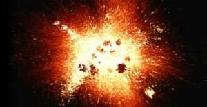 Okulda patlama: 1 ölü