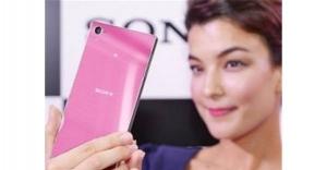 Sony pembe renk Xperia modelleri üretecek