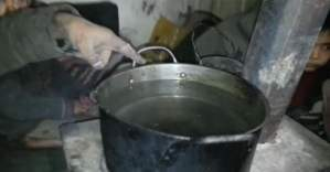 Tuzlu suyla karın doyuran Madayalılar için vahşet çağrısı