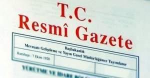 4 Şubat Perşembe tarihli Resmi Gazete yayımlandı