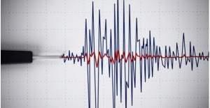 Bitlis'te art arda depremler meydana geldi!