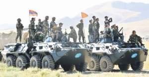 Ermenistan, askeri ambulansa ateş açtı