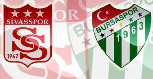 Medicana Sivasspor - Bursaspor maçı ne zaman, saat kaçta, hangi kanalda?