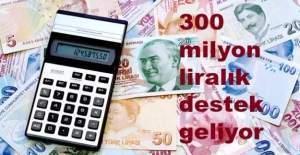 KOBİ'lere 300 milyon lira destek verilecek
