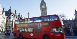Londra otobüslerine 'Sübhanallah' ilanları geliyor!