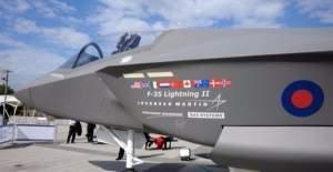 Türkiye'ninde ortak olduğu F-35 savaş uçaklarının teslimatı başlıyor