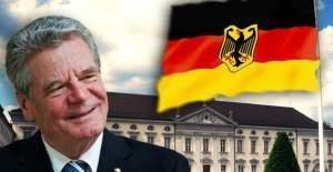 Almanya Cumhurbaşkanı Joachim Gauck yeniden aday olmayacak