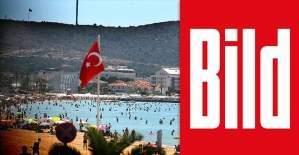 Bild gazetesinden 'Türkiye'de tatil yapın' önerisi