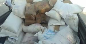 BM, Somali'ye tarihi geçmiş gıda gönderdi