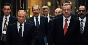 Cumhurbaşkanı Erdoğan Putin'e mektup gönderdi