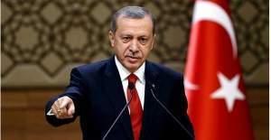 """Erdoğan: """"Bunların üzerinde çok mazlumun ahı var"""""""