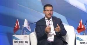 Sayıştay Başkanı Seyit Ahmet Baş oldu