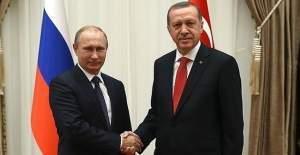 Rusya'dan Erdoğan ve Putin Görüşmesine ilişkin açıklama