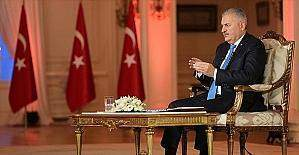 Başbakan Binali Yıldırım'dan gündeme dair açıklamalar