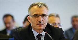 Maliye Bakanı Naci Ağbal'dan yeniden yapılandırmaya ilişkin açıklama