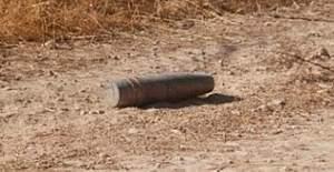 Kilis'e roket mermisi atıldı